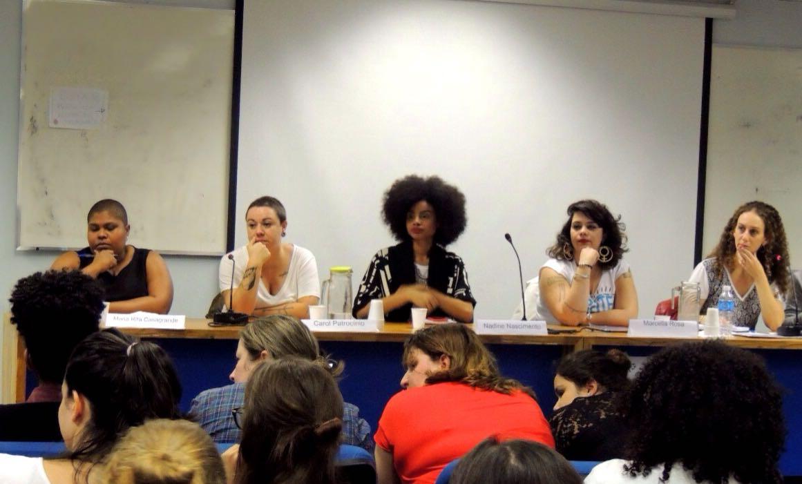 Alunas da PUC promovem debate sobre o machismo no meio acadêmico