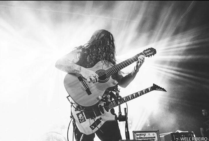 """Sepultura inicia a turnê """"Machine Messiah"""" em São Paulo"""
