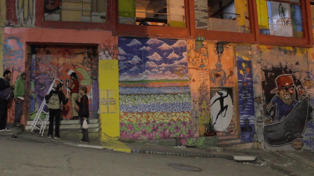 fachada Ocupa 63