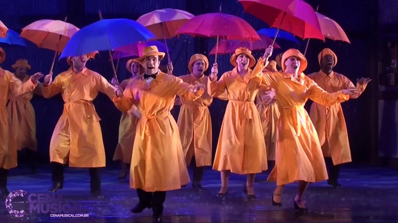 Cantando na Chuva – confira nossa resenha sobre o musical