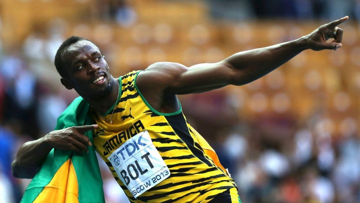 Usain Bolt testa positivo para a Covid-19 e não apresenta sintomas