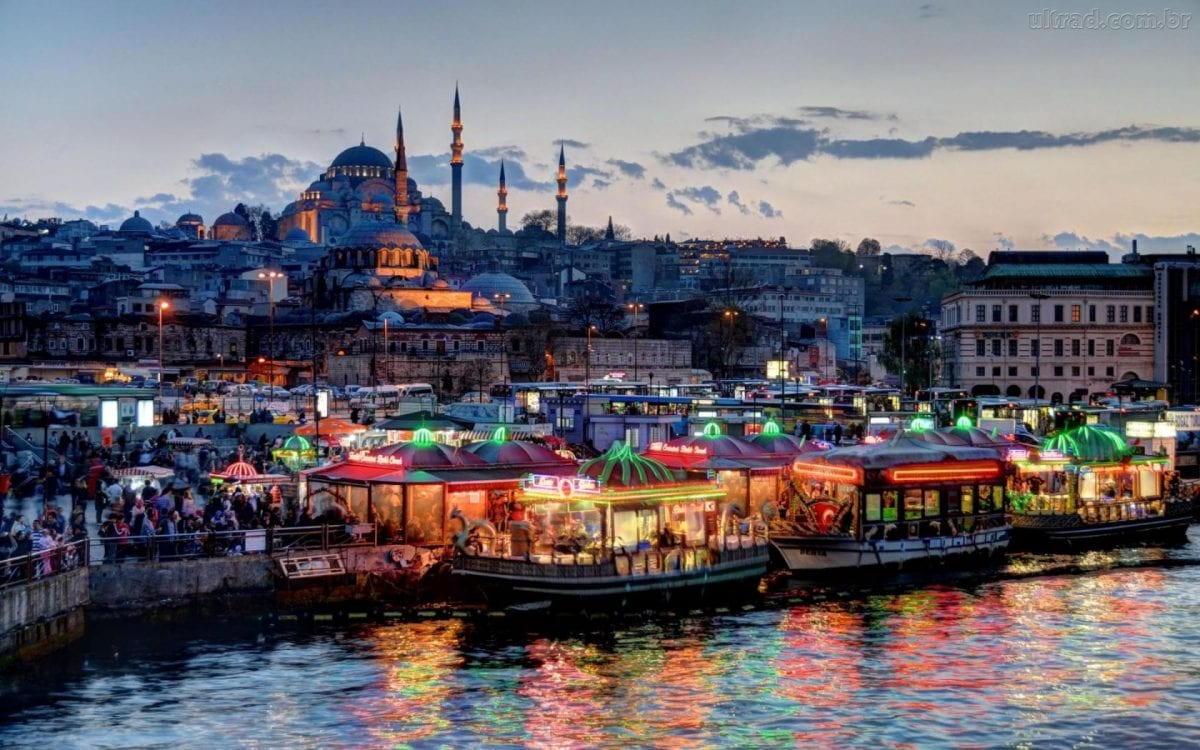 10 razões pra você conhecer a Turquia