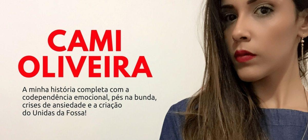 Entrevista com Camila Oliveira, criadora do projeto Unidas da Fossa