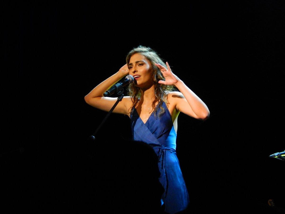 Casa Natura recebeu show de Bruna Caram, Silva, Dani Black e Maria Gadú