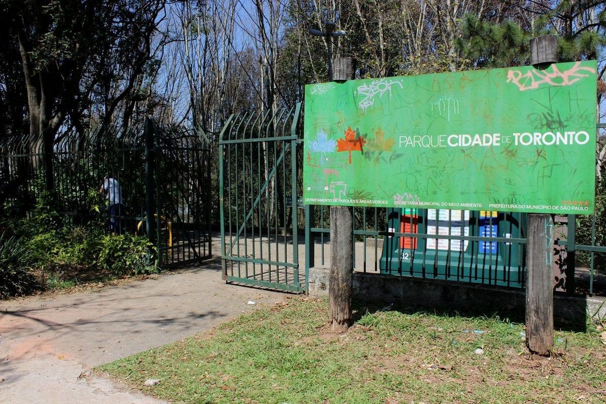 Cidade de Toronto – parque localizado em Pirituba está em situação de abandono