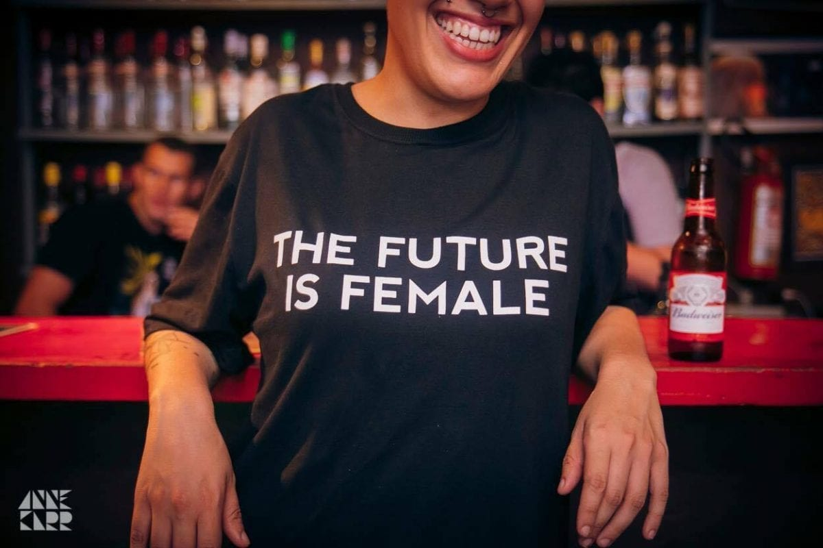 Conheça a Fancha – uma festa exclusiva para mulheres