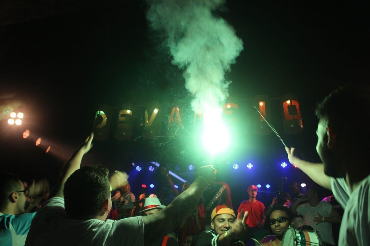 Devaneio Freakshow: a festa à fantasia da GRIFO pegou fogo