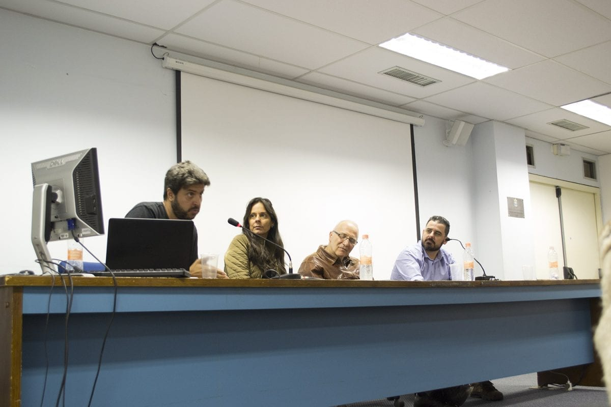 PUC-SP realiza palestra sobre jornalismo esportivo
