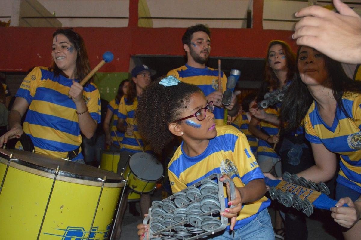 """A festa de dez anos da """"BatéRI"""" foi histórica"""