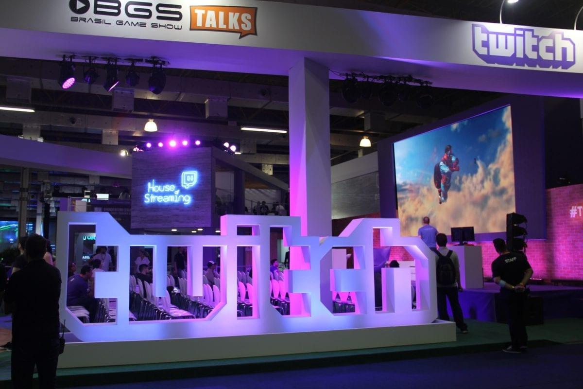 Twitch na #BGS10 – a plataforma ideal para qualquer gamer