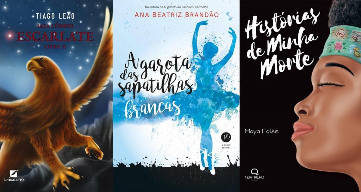 Dia Nacional da literatura – Selecionamos 3 livros e escritores nacionais para amar