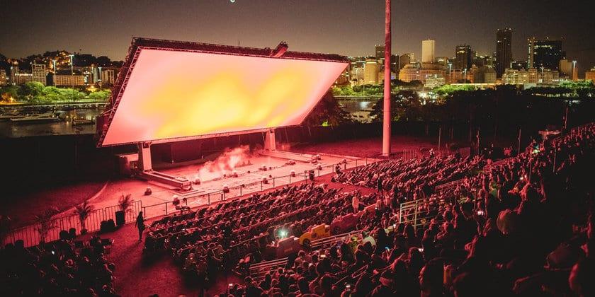 Cinema Shell Open Air chega a São Paulo