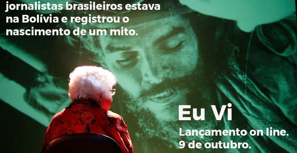 """Cine Debate na PUC: exibição do curta """"Eu Vi"""" marca os 50 anos da morte de Che Guevara"""