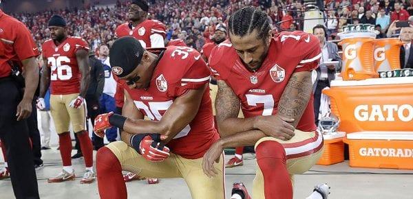 A forma como as questões raciais se relacionam com os esportes americanos