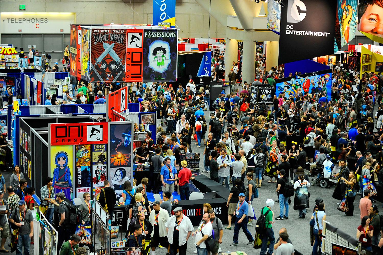 Manual de sobrevivência da Comic Con 2017