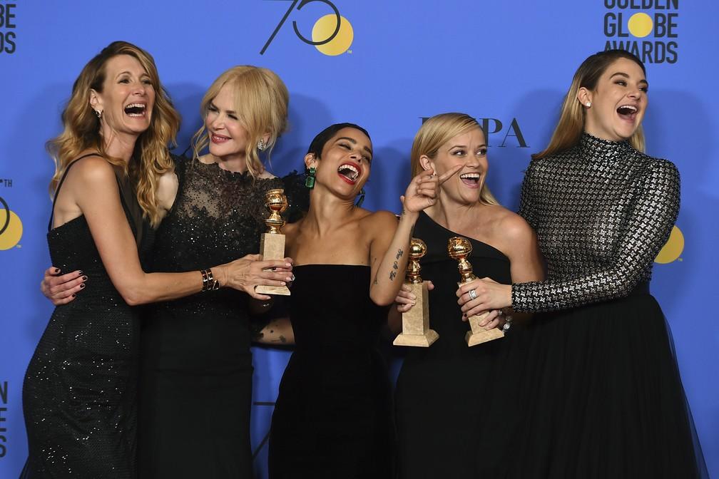 75ª Golden Globe Awards: a premiação marcada pela luta contra assédio e racismo