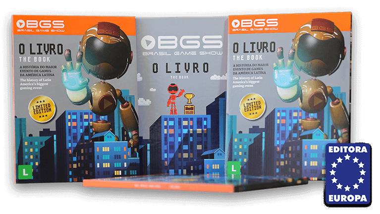 BGS lança 2ª edição do livro com a história completa do evento