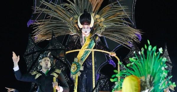 O carnaval como reflexo da crua realidade