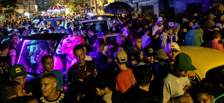 Funk, crime e periferia. Um papo com Mc's e produtores