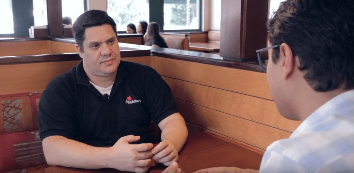Fala!Marcas – Entrevista com Hermelindo Fuglini, do Applebee's