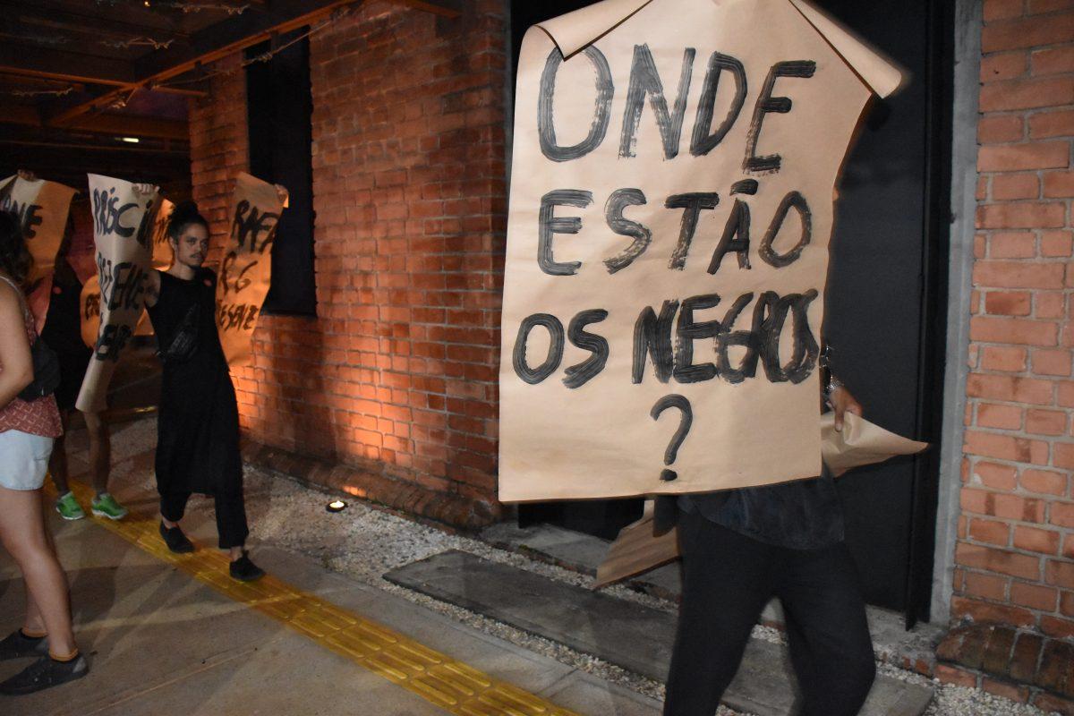 A Invisibilidade do Negro nas Artes Brasileiras