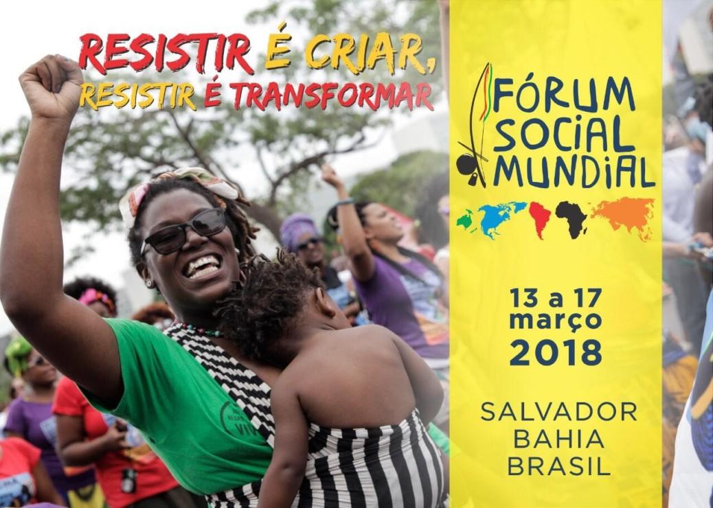 Fórum Social Mundial em Salvador