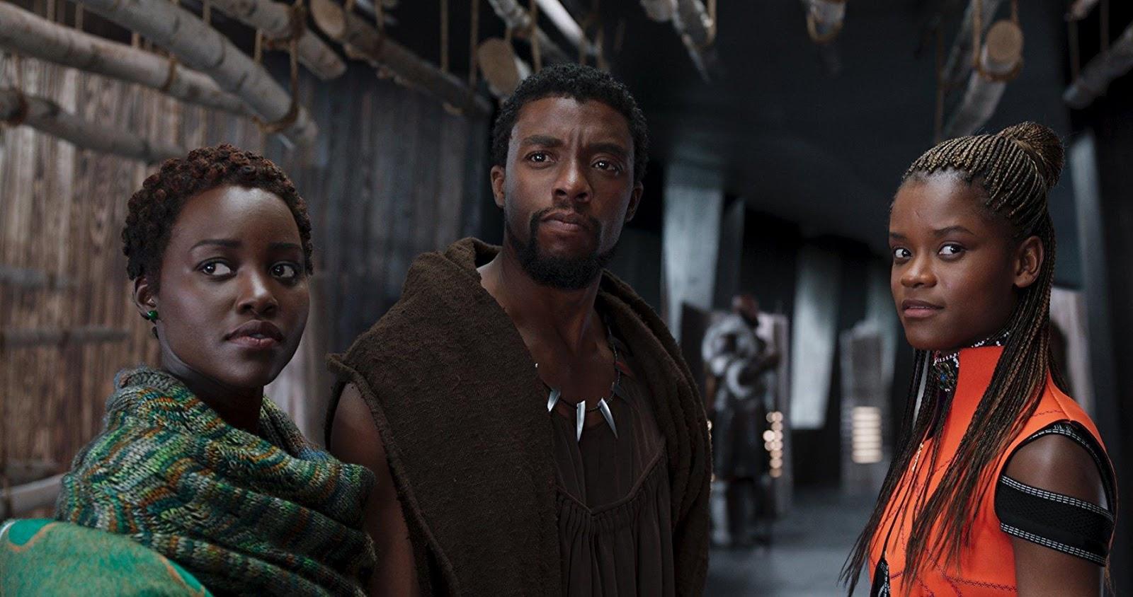 Chadwick Boseman, o Pantera Negra, morreu nessa sexta-feira devido à câncer.