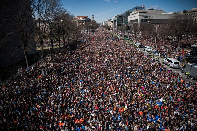 March for Our Lives: saiba o que aconteceu no protesto global