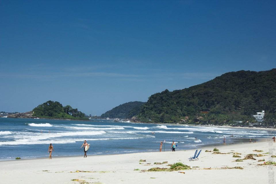 10 Picos de surf no Guarujá que valem a queda