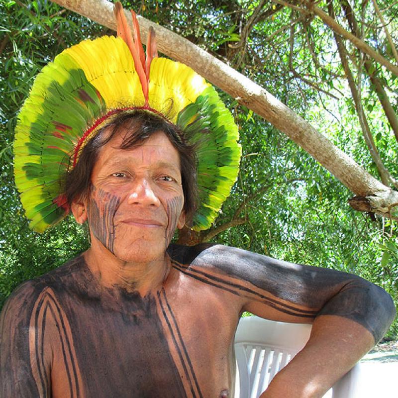 Dia do Índio: Karoro, o Kayapó que fala português