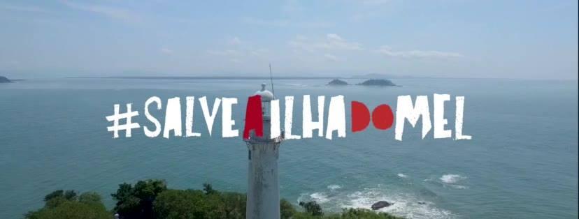 Salve a Ilha do Mel!