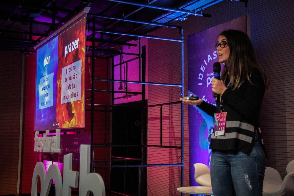 Festival Path: A potência orgástica feminina como via de empoderamento