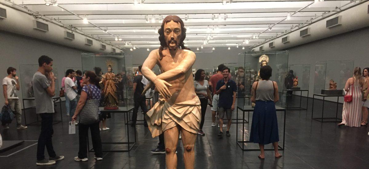 MASP recebe a exposição Imagens de Aleijadinho, O expoente da arte barroca