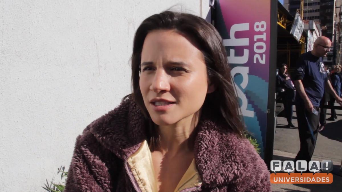 Bianca Comparato fala sobre a série 3% da Netflix