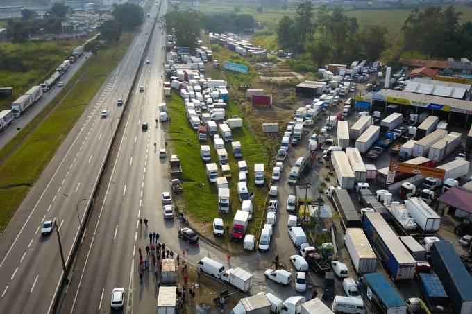 Greve dos Caminhoneiros – Demandas, Acordos e Entrevista