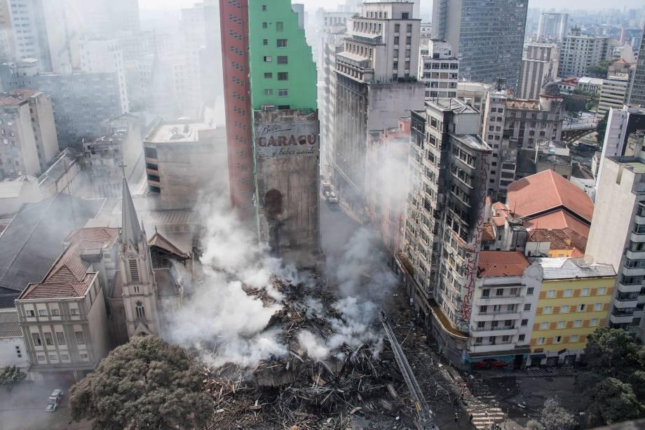 Centro de São paulo: alguma coisa acontece, não só no meu coração