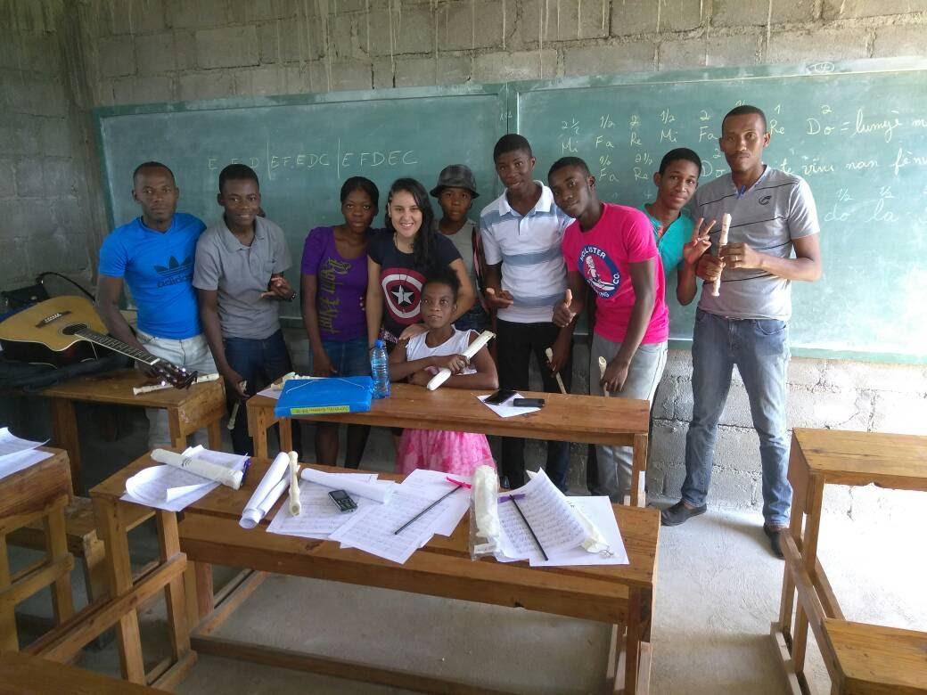 Viagem Missionária ao Haiti