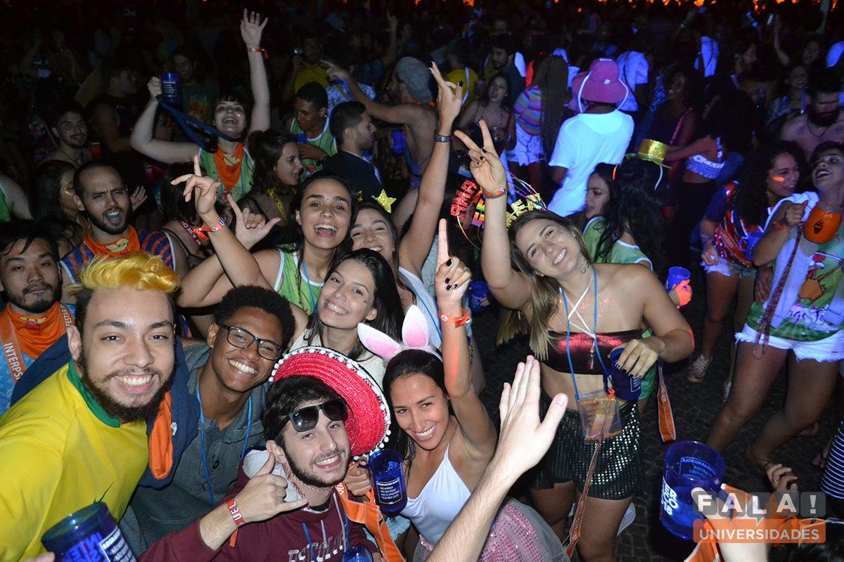 InterPsico 2018: A psicodelia das festas
