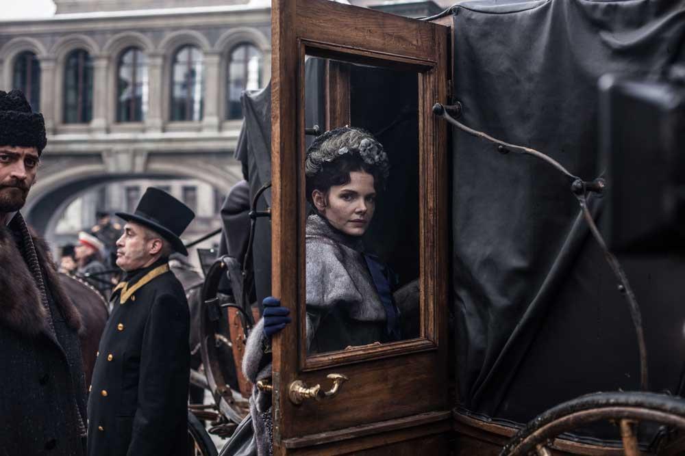 Anna Karenina – Pré-estreia e conversa com Karen Shakhnazarov