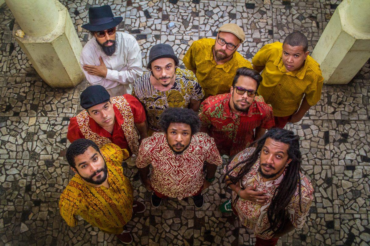 Banda IFÁapresenta repertório do disco Ijexá Funk AfrobeatnoSesc Pinheiros