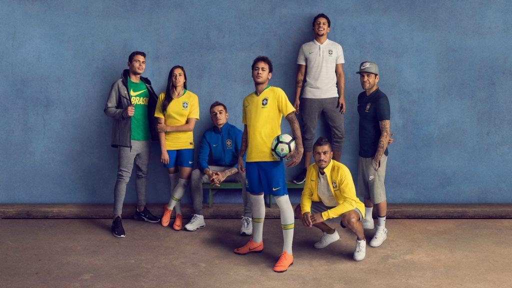 Copa do Mundo também é lugar de moda