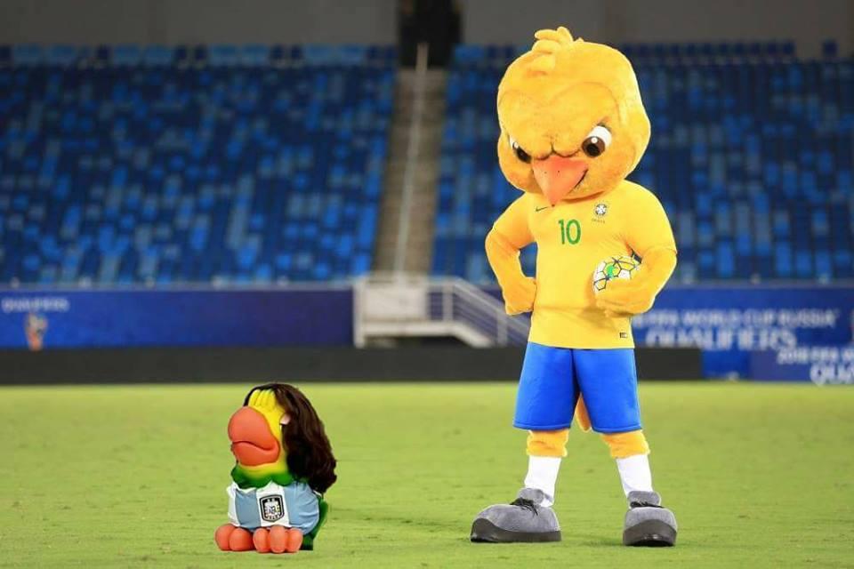 Memes para você usar na Copa do Mundo da Rússia 2018