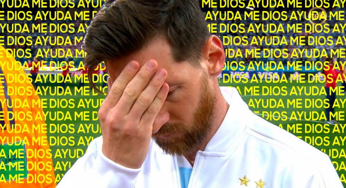 Messi Ciao? Os Melhores Memes de Argentina e Croácia