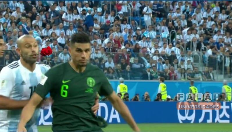 Os Melhores Memes de Argentina e Nigéria