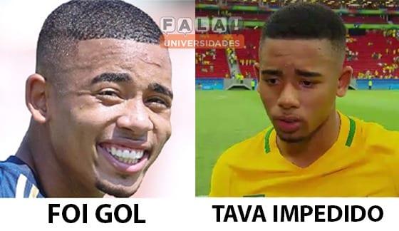 Os Melhores Memes de Brasil e Costa Rica
