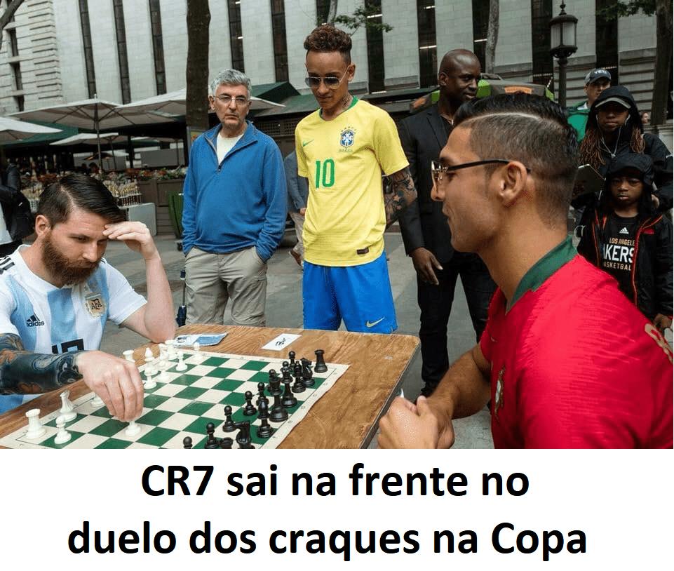 Os Melhores Memes de Portugal e Irã