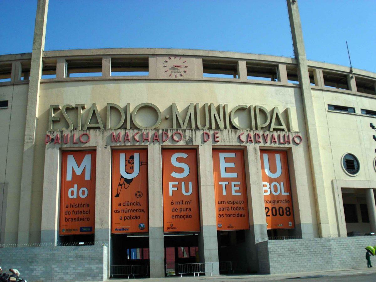 Museu do Futebol – uma viagem na história da amarelinha