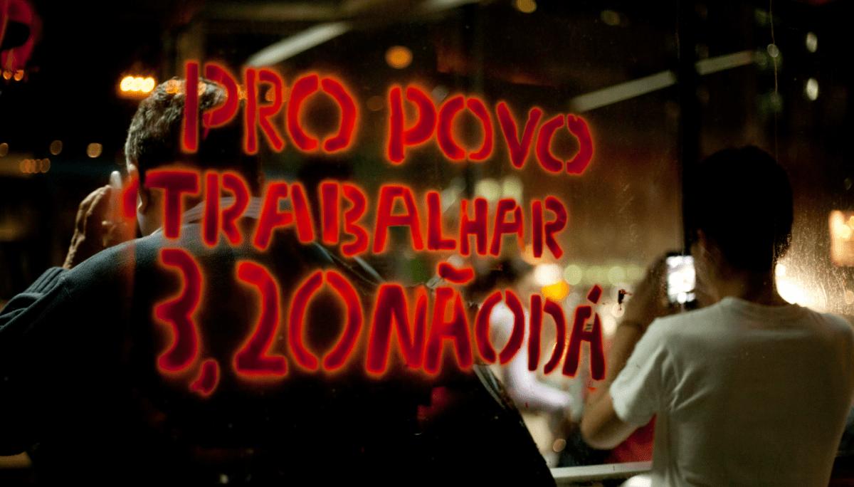 Junho de 2013, o ano em que o Brasil acordou