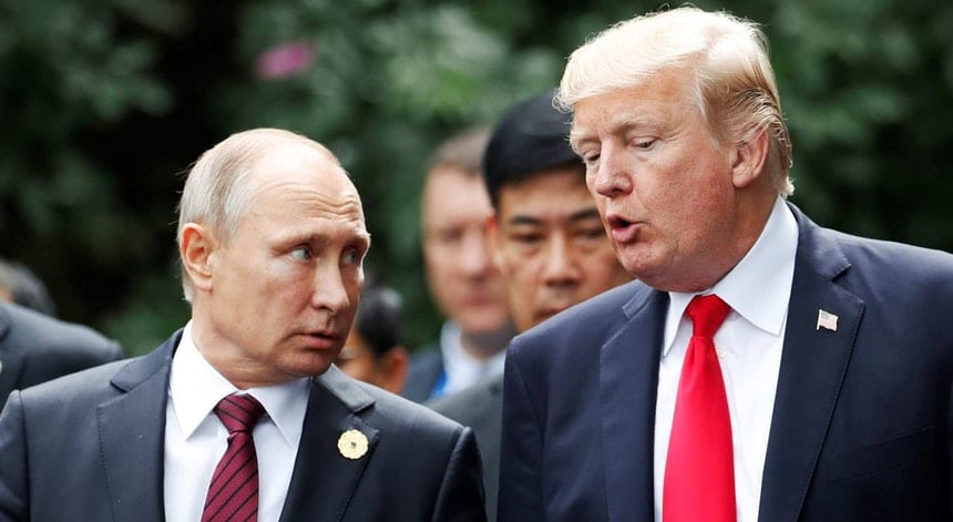 As controvérsias no encontro histórico entre Donald Trump e Vladimir Putin