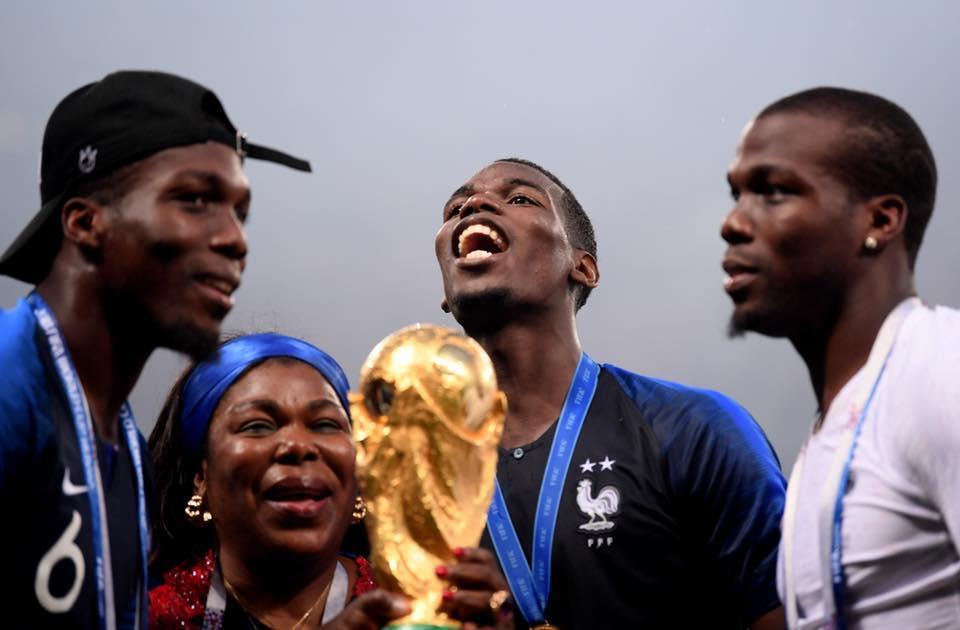 França: campeã e multiétnica